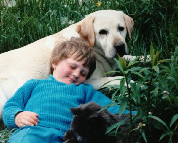 History Of Huntsdown Kennels. Since 1976 we have been breeding quality Labrador Retrievers of the English type.